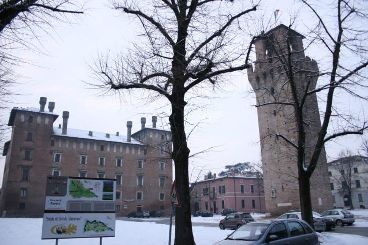 la torre revere mantova